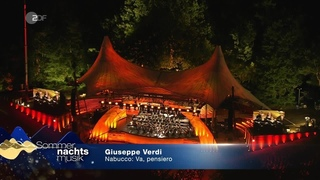 "Giuseppe Verdi – NABUCCO: Va, pensiero / Джузеппе Верди – Хор рабов из оперы ""Набукко"""
