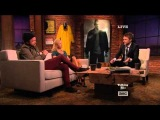 Talking Bad S05 E10 with Anna Gunn and Aaron Paul (outside of us)