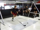 Хоккейная беговая дорожка