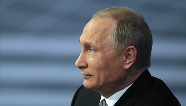 Прямая линия с Путиным будет технологически «обогащена»