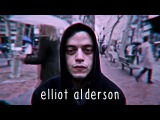►elliot alderson - how to never stop being sad
