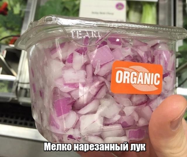 Необычные продукты, которые можно увидеть в магазинах США