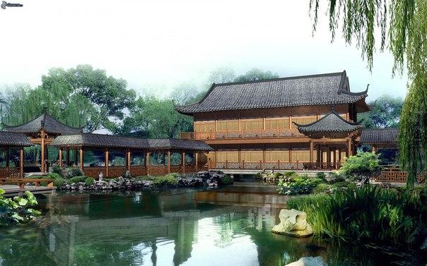 Китайская музыка для отдыха, релакса и ароматерапии