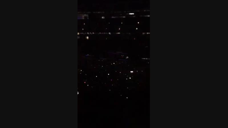 Концерт Шнура в зенит арене 19.10.18