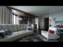 Обзор квартиры на 31 этаже 155 кв м Дизайн интерьера в современном стиле
