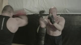 Локтионов Валерий-62 года, спаринг с крутым бойцом-2
