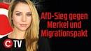 AfD Sieg gegen Merkel und Migrationspakt Die Woche COMPACT