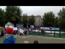 Открытие площадки на стадионе Динамо