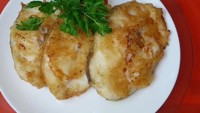 Треска в Пиве,🍺🐟 цыганка готовит. Рыба в кляре. Gipsy cuisine