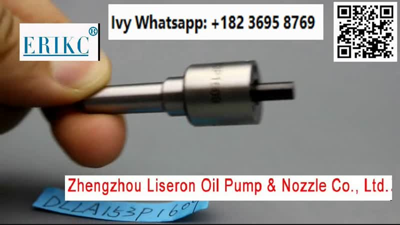 Liseron Diesel Hyundai Инжекторное сопло DLLA153P1609 0433171983 для HYUNDAI 33800-4A600 0445110277 0445110278