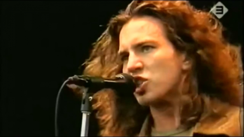 Pearl Jam — Rockin In The Free World ᴴᴰ Live 1992 (Remaster)