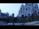 Футбольный виртуоз на монмарт часть 1 Париж