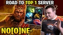 NO[O]NE- ROAD TO TOP 1 SERVER - Just Few More Games
