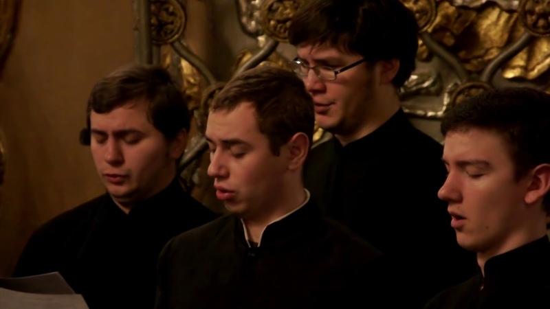 Достойно есть Будничный хор Свято-Троицкой Сергиевой Лавры