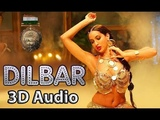 DILBAR Satyameva Jayate 3D Audio Bass Boosted Surround Sound Use Headphones