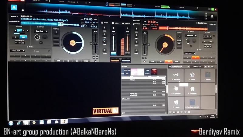 Berdiyev remix-Бар две лезбухи(Jillzay feat SBeater) BN-art group production