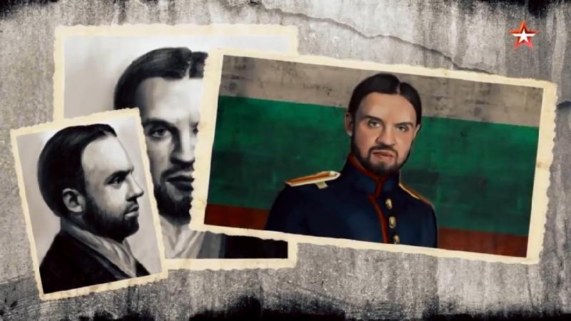 В образе авантюриста Николая Савина