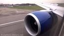 British Airways Boeing 777-336ER landing at London Heathrow