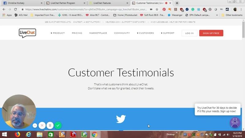LiveChat Affiliate Program Review ft. Testimonials