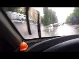 Автомобильные водные битвы в Саратове