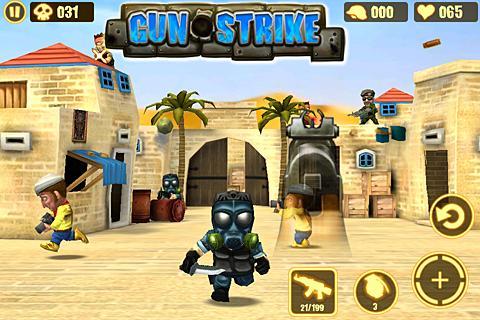 Скачать Gun Strike 2для android