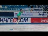 Ksenia MAKAROVA 2013 FS Russian Nationals