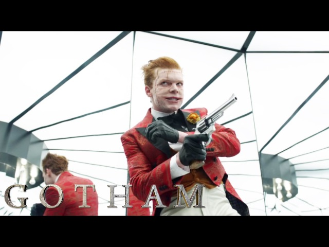 Gotham Bruce Vs Jerome S3E14