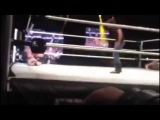 Randy Orton Gets Attacked By a Crazy Fan & Punched in the Balls (Video corrected)