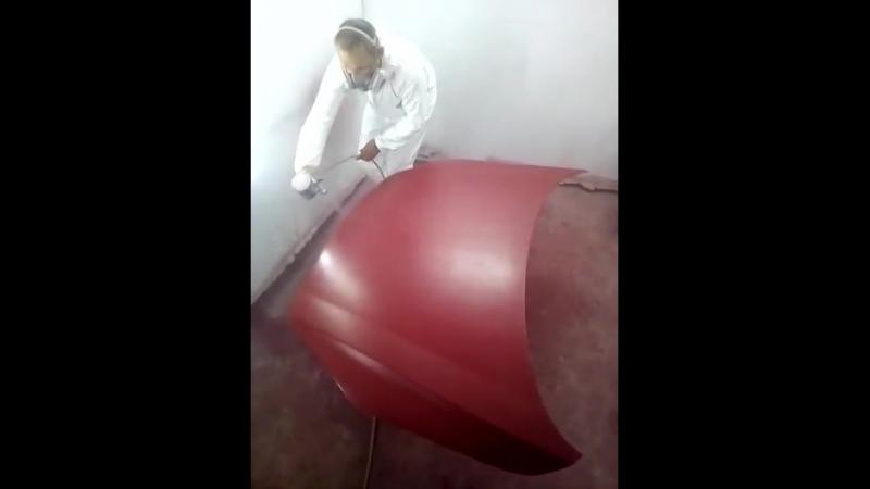 покраска в Краснодаре Покраска капота Покраска авто