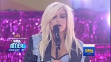 Bebe Rexha - Meant To Be (Live On Good Morning America)