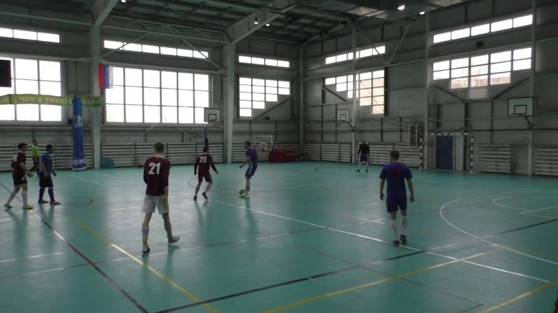 ФК Молодежь ФК Агонь 2 тайм