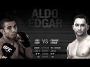 Jose aldo vs Frankie edgar [FIGHT HIGHLIGHTS]
