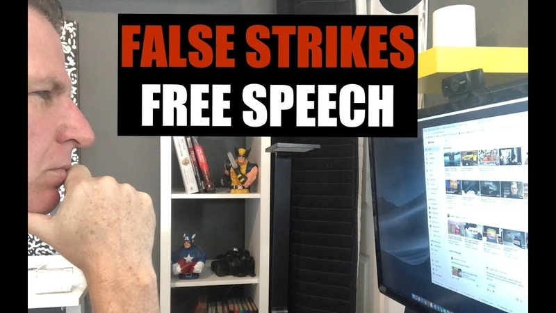False Strikes and Free Speech, a Legal Solution