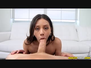 Lucy Doll - So Dirty Lucy Gonzo, Young, Natural Tits, Big Dick, POV, Flexible, Pussy Licking, Deep Throat, Oral, Facial, Blowjob