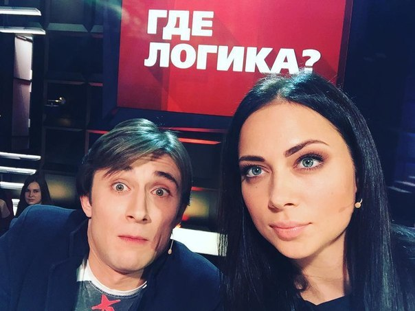 Константин Шелягин и Настасья Самбурская