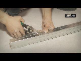 Гипсокартон: монтаж перегородки своими руками