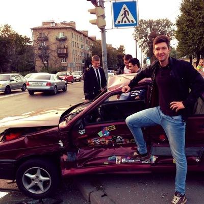 Андрей Сычинников, 10 апреля 1993, Санкт-Петербург, id116427489