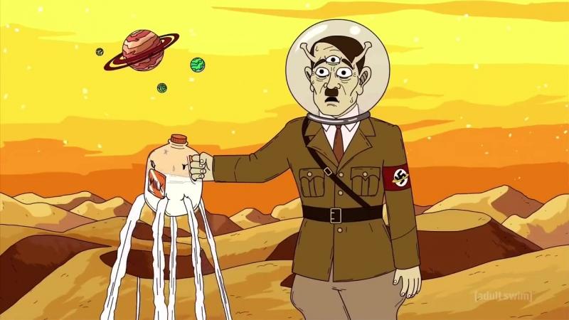 Mr. Pickles Мистер Пиклз - 2 сезон 6 серия