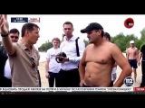 Ляшко сносит забор на Оболонской набережной и освобождает пляж для киевлян