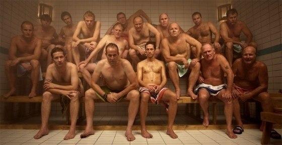мужики с бабами в бане фото