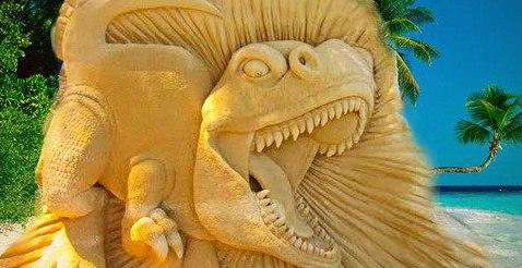 конкурс скульптур з піску, Золотий Пензлик
