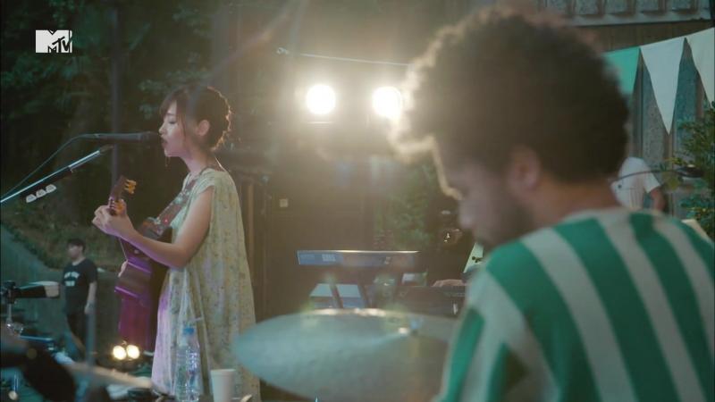 Sakura Fujiwara - MTV LIVE Sakura Fujiwara Yagai Ongakukai 2018 (MTV HD 2018.10.01)