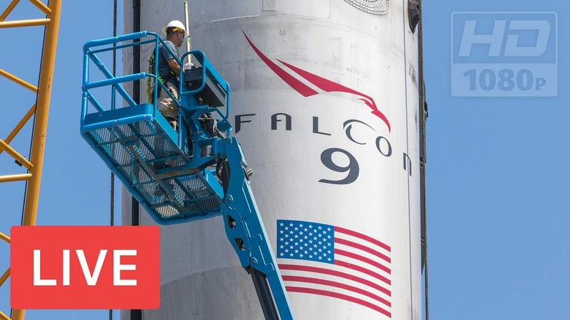 WATCH: SpaceX to Launch Falcon 9 Rocket Spaceflight CRS16 @1:16pm EST