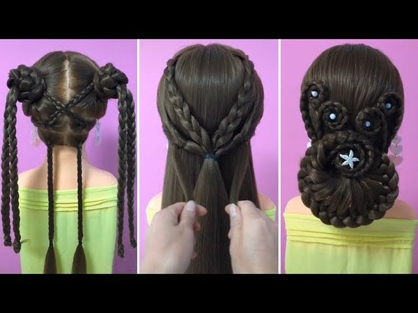 Easy Hair Style for Long Hair | TOP 30 Amazing Hairstyles Tutorials Compilation 2019