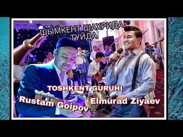 Rustam G'oipov Elmurad Ziyaev Toshkent Guruhi Shymkent Shahrida TheCoverUp 17 Vlog