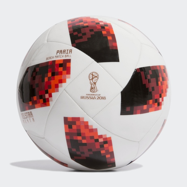 Telstar Мечта -  мяч для пляжного футбола 2018 FIFA World Cup Russia™ Knockout