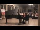 Strauss - Schulz Ewler Blue Danube Alexey Komarov Штраус-Шульц-Эвлер Голубой Дунай Алексей Комаров