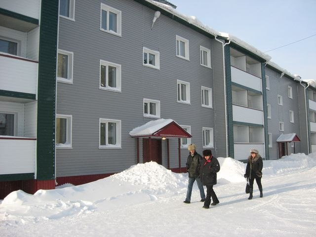 В Тяжине заселен новый 39-квартирный дом