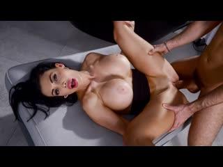 Aletta ocean giving the milf what she deserves (milf, big ass, big tits, blowjob, black hair)