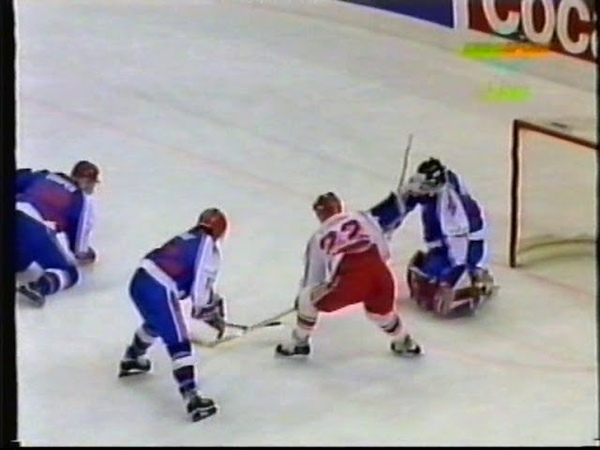 ЧМ-1994. Топ-дивизион. Великобритания - Австрия